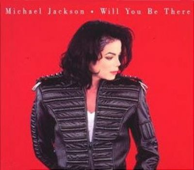 Michael Jackson Will You Be There album cover