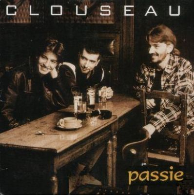 Clouseau Passie album cover