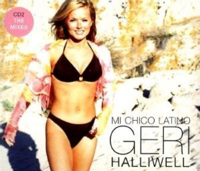 Geri Halliwell Mi Chico Latino album cover