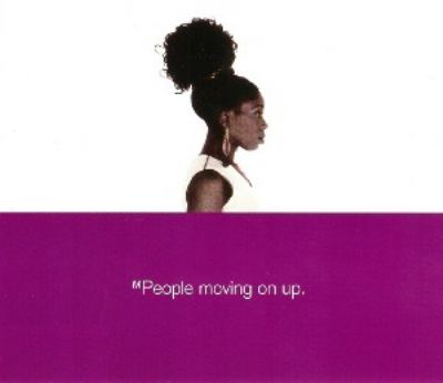 M People Moving On Up album cover