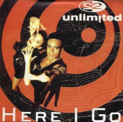 2 Unlimited Here I Go album cover
