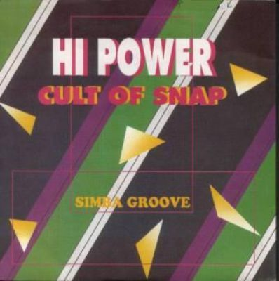 Hi Power The Cult Of Snap album cover