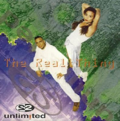 2 Unlimited The Real Thing album cover
