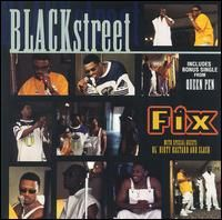 Blackstreet Fix album cover