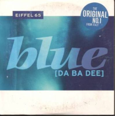 Eiffel 65 Blue (Da Ba Dee) album cover