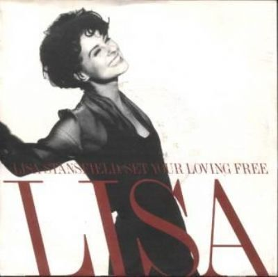 Lisa Stansfield Set Your Loving Free album cover
