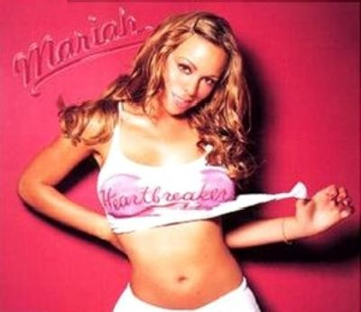 Mariah Carey Heartbreaker album cover