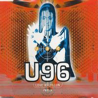 U96 Love Religion album cover