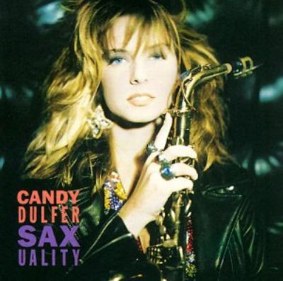 Candy Dulfer Saxuality album cover