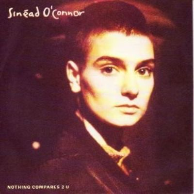 Sinéad O'Connor Nothing Compares 2 U album cover
