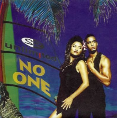 2 Unlimited No One album cover