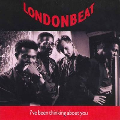 LondonBeat I've Been Thinking About You album cover