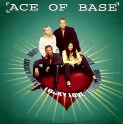Ace Of Base Lucky Love album cover
