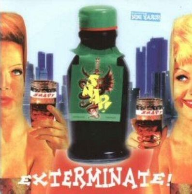 Snap! Exterminate album cover