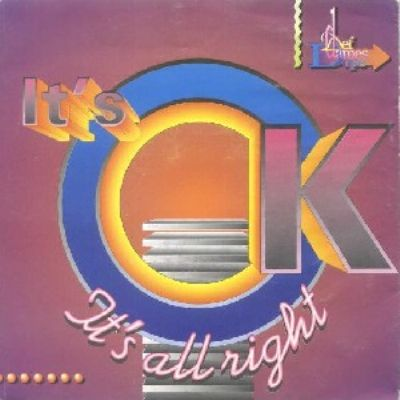 Def Dames Dope It's Ok All Right album cover