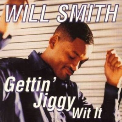 Will Smith Gettin' Jiggy Wit It album cover