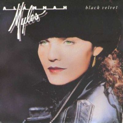 Alannah Myles Black Velvet album cover