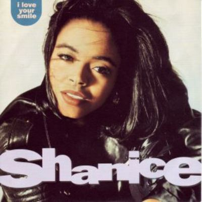 Shanice I Love Your Smile album cover