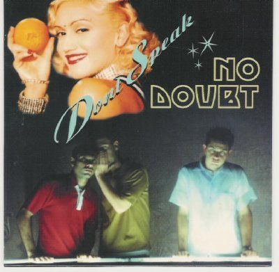 No Doubt Don't Speak album cover