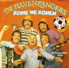 Havenzangers Rome We Komen album cover