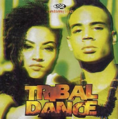 2 Unlimited Tribal Dance album cover