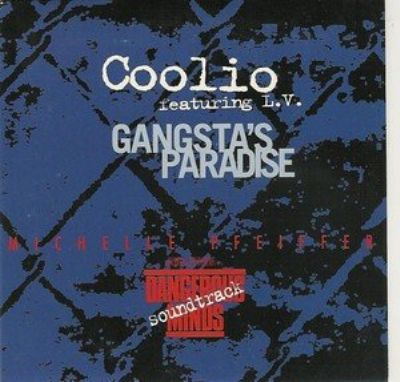 Coolio & LV Gangsta's Paradise album cover