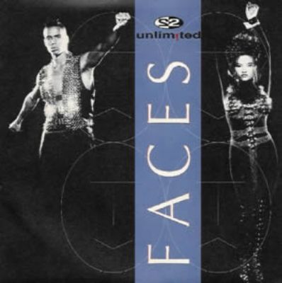 2 Unlimited Faces album cover