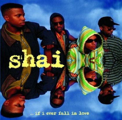 Shai If I Ever Fall In Love album cover