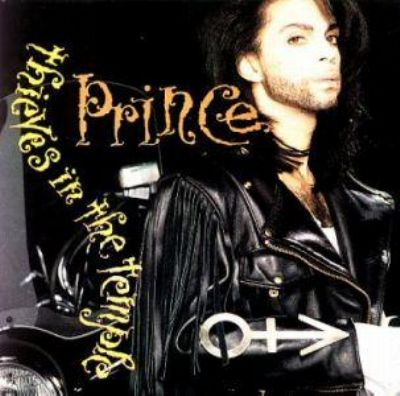 Prince Thieves In The Temple album cover