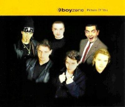 Boyzone Picture Of You album cover