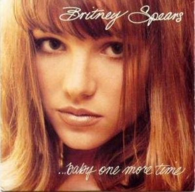Britney Spears Baby One More Time album cover