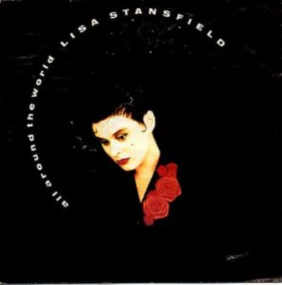 Lisa Stansfield All Around The World album cover
