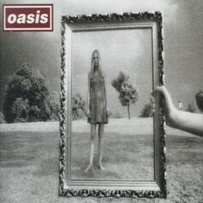 Oasis Wonderwall album cover