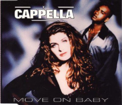 Cappella Move On Baby album cover