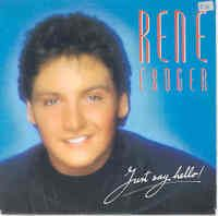 René Froger Just Say Hello album cover