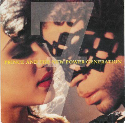 Prince New Power Generation album cover