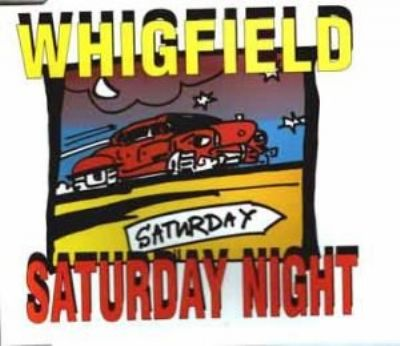 Whigfield Saturday Night album cover