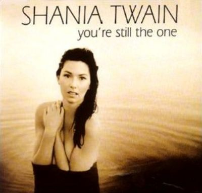 Shania Twain You're Still The One album cover