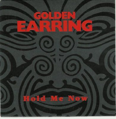 Golden Earring Hold Me Now album cover