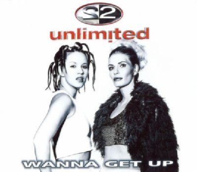 2 Unlimited Wanna Get Up album cover