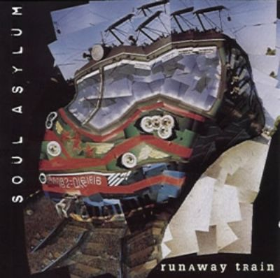 Soul Asylum Runaway Train album cover