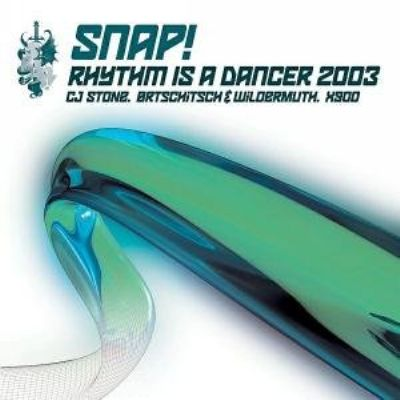 Snap! Rhythm Is A Dancer album cover