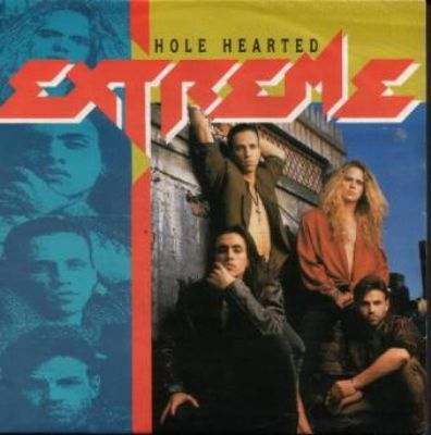 Extreme Holehearted album cover