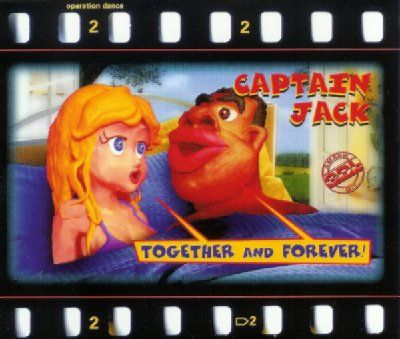 Captain Jack Together And Forever album cover