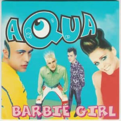 Aqua Barbie Girl album cover
