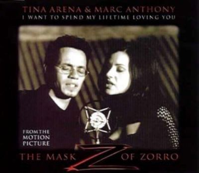 Tina Arena & Marc Anthony I Want To Spend My Life Time Loving You album cover