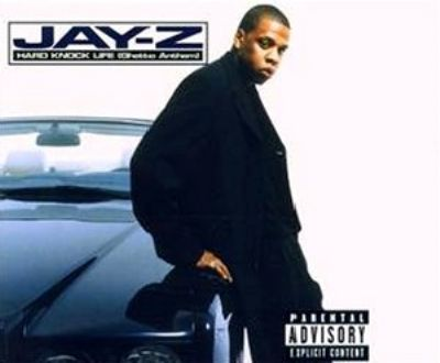 Jay-Z Hard Knock Life (Ghetto Anthem) album cover