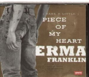 Erma Franklin (Take A Little) Piece Of My Heart album cover