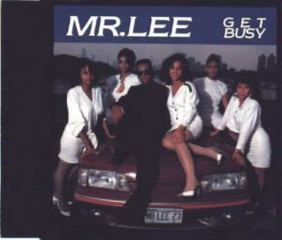 Mr Lee Get Busy album cover