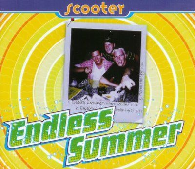 Scooter Endless Summer album cover